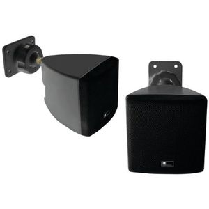 AWM Pure Acoustics Ht770 Bl Mini Cube Speaker