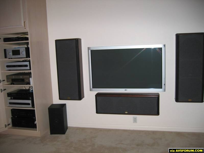 My new Home Theater: