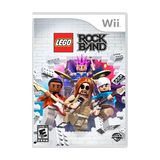 Lego Rock Band Wii Game Warner Bros. Studios