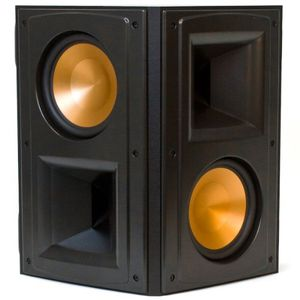 Klipsch RS-62 II Reference Series Wide Dispersion Surround Speaker - Black (Each)