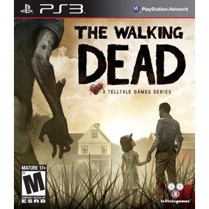 The Walking Dead Playstation3 Game Telltale Games