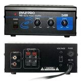 Quality Mini 2x40W Stereo Power Ampl By Pyle
