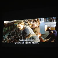 Movie with subtitles (srt) from the USB drive