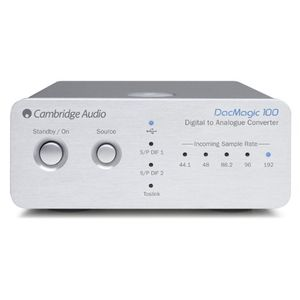 Cambridge Audio Azur DacMagic 100 - Silver