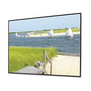 Draper Cineflex Clarion Fixed Frame Screen - 92 inch diagonal HDTV Format