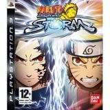 Naruto Ultimate Ninja Storm Playstation3 Game NAMCO BANDAI Games