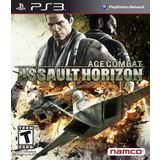 Ace Combat: Assault Horizon Playstation3 Game NAMCO BANDAI Games