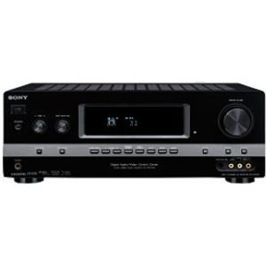 Sony STR-DH700 7.1-Channel A/V Receiver (Black)