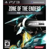Zone of Enders HD Collection Playstation3 Game                                                                                   KONAMI
