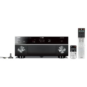 Yamaha RX-A3000 7.1-Channel Audio/Video Receiver (Black)