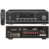 Sherwood 2-Channel, 100-Watt Multisource, Dual Zone A/V Receiver