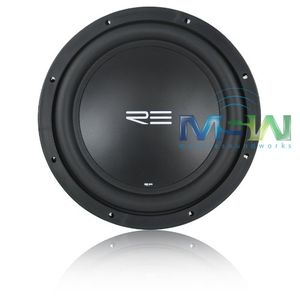 Re Audio Rfx12 Rfx Series Subwoofer [12; 400w Peak]