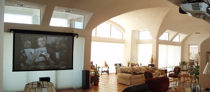 Da Lite Screen With JVC DLA RS10 AVS Forum Home Theater Discussions And R