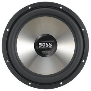 Boss Audio CE15DVC 2400 Watts15-Inch Dual 4 Ohm Voice Coil Subwoofer