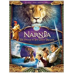 The Chronicles of Narnia: The Voyage of the Dawn Treader (Blu-ray / DVD / Digital Copy)