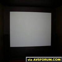 58x104 Sheetrocked Screen