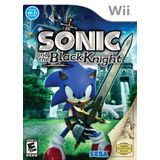 Sonic and the Black Knight Wii Game SEGA