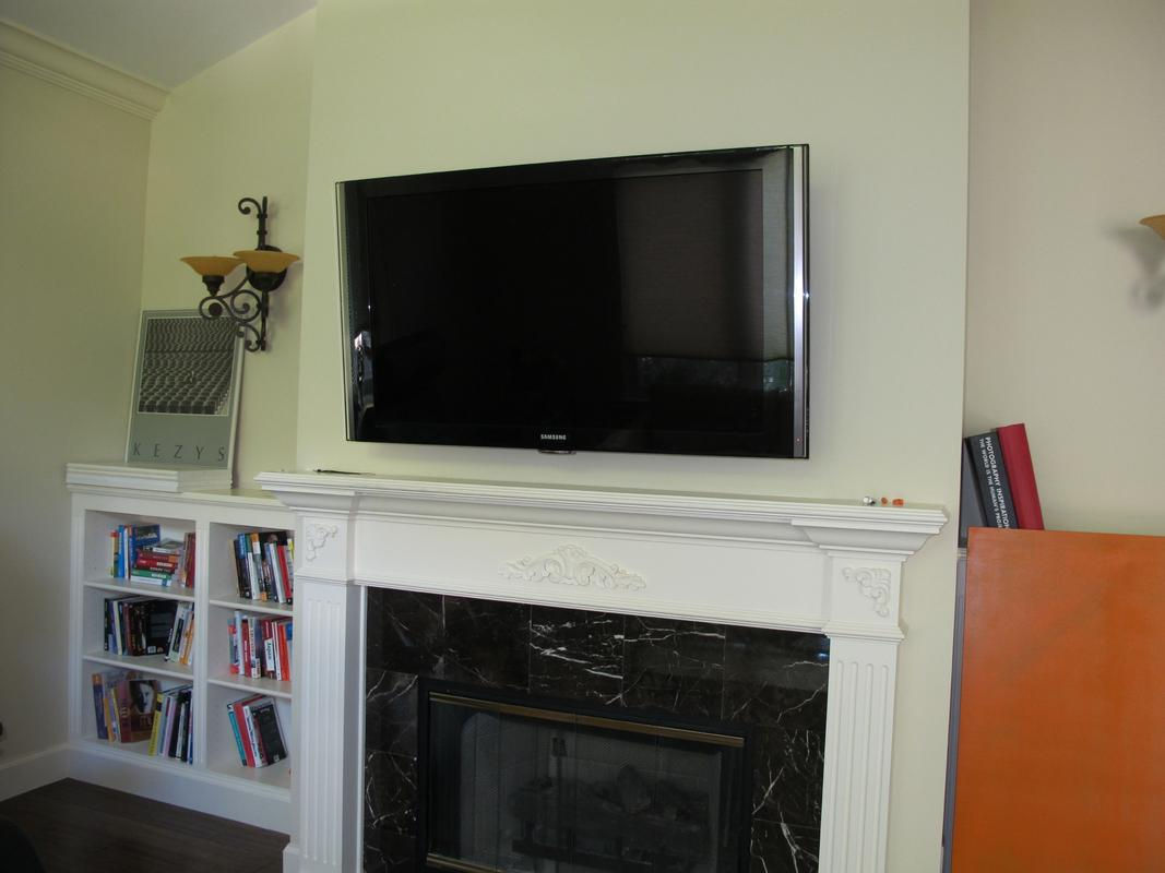 lcd wall mount vertical adjustment