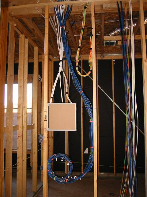 wiring a house cat5 cable the wiring diagram wiring my own new house avs forum home theater discussions and house wiring · house cat 5