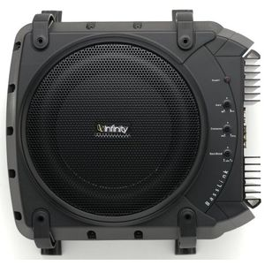 "Infinity Basslink 200-Watt Powered 10"" Subwoofer [Electronics]"