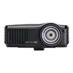 ViewSonic PJD7383i - DLP projector - 3D Ready - 3000 ANSI lumens - XGA (1024 x 768) - 4:3 - short-throw fixed lens - XGA SHORT THROW DLP IPROJ 3000LUMEN 1024X768