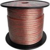 AVOX 500 Feet of Clear Speaker Wire 16 Gauge
