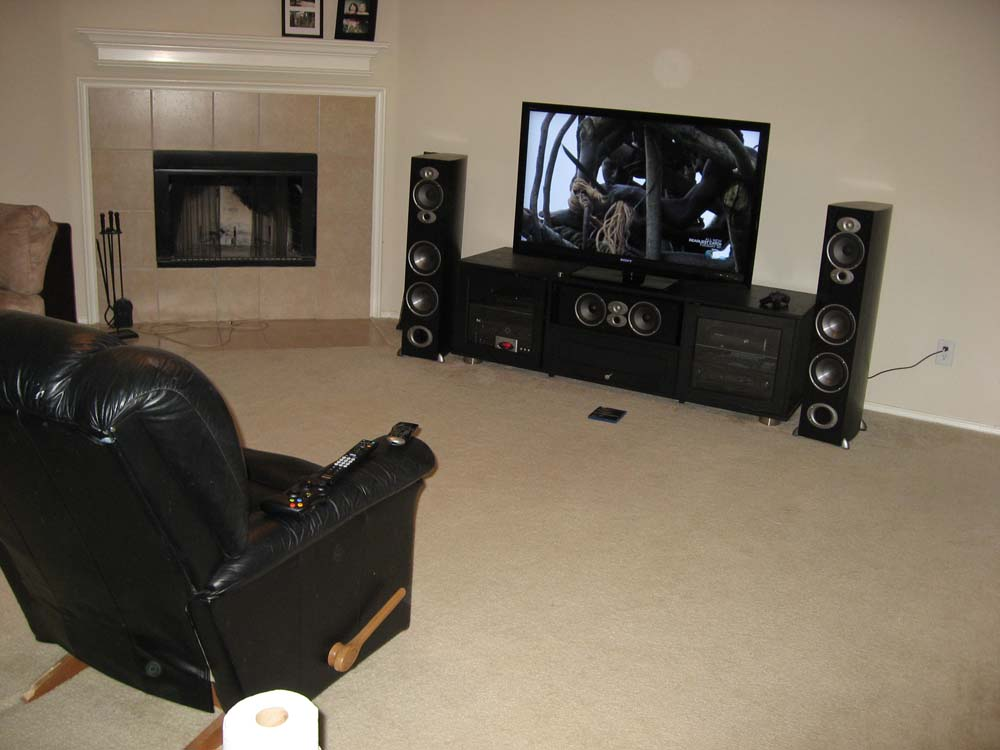 Subwoofer Placement Suggestion Please Pics Svs Ultra