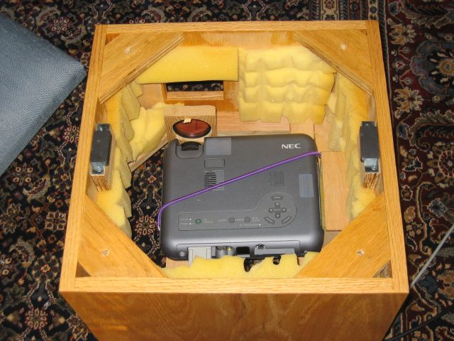 Hide Projector In Coffee Table Avs Forum Home Theater