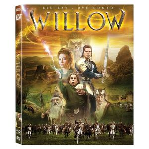 Willow (Blu-ray/ DVD Combo)