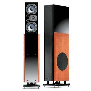 Polk Audio LSi15 Right Channel Tower Speaker (Single, Ebony)