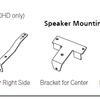Seeking speaker mount fittings (bracket) for Panasonic PDP-S40U speaker