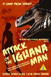 Iguana Man profile picture