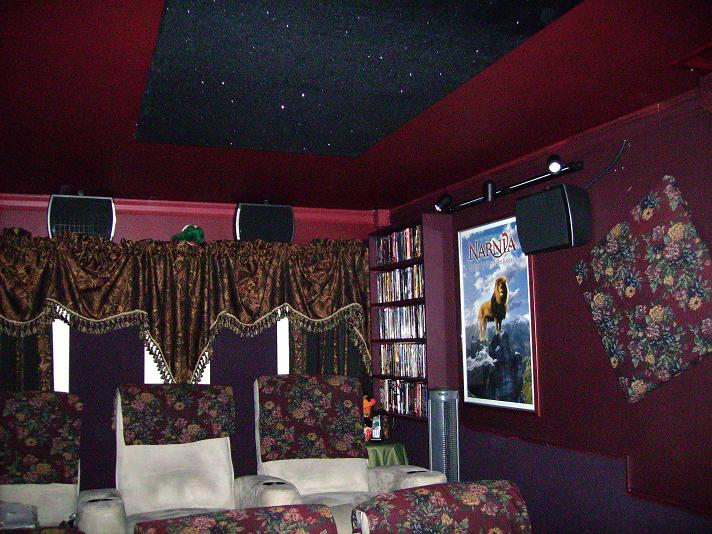 My sonosub with mach5 ixl 15 2 2 avs forum home theater discussions and reviews - Best paint color for home theater ...