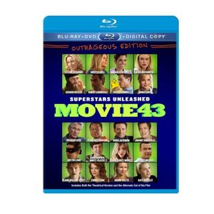 Movie 43 (Blu-ray + DVD + Digital Copy) (Widescreen)