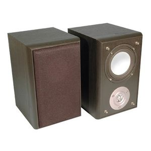 MCM Custom Audio Two Way Bookshelf Speaker