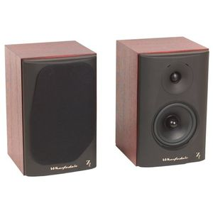 Wharfedale Diamond Anniversary Bookshelf Speakers (Real Rosewood Veneer)