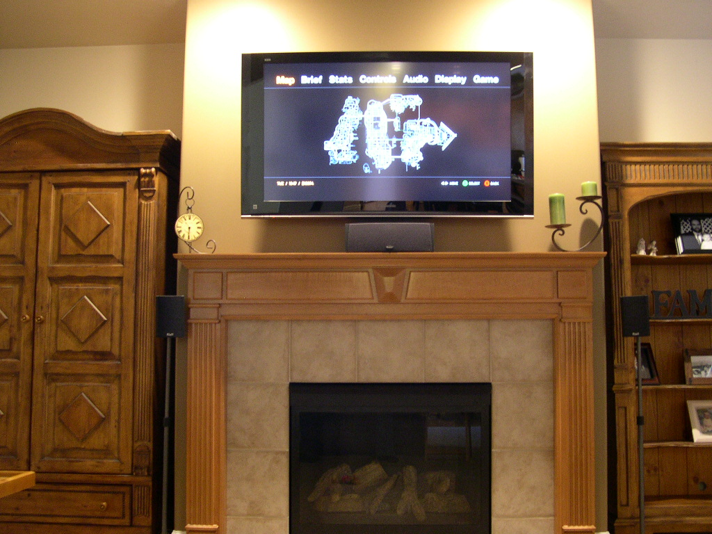 i think my fireplace is killing my tv help avs forum home