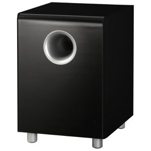 JBL CSS11 10-Inch 150-watt Powered Subwoofer in High-gloss