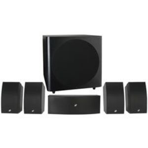 "Dayton Audio HTP-3 5.1 Home Theater Package 12"" Powered Subwoofer"
