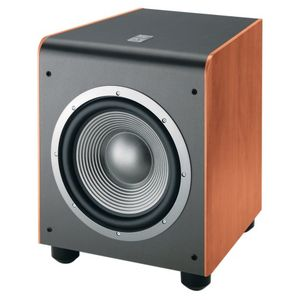 JBL ES250PCH 400-Watt Powered 12 inch Subwoofer - Cherry