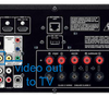 RX-V475 no video from AV input -> hdmi out