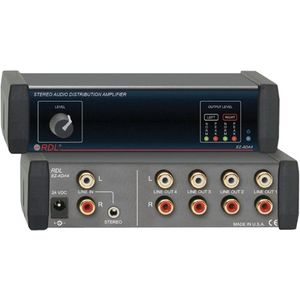 RADIO DESIGN LAB EZ-ADA4 STEREO AUDIO DISTRIBUTION AMP