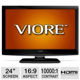 Viore 24&quot; 1080p 60Hz LCD DVD Combo