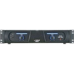 Pyle 19.80PYLE 19IN RACK 2000POWER AMPLIFIER POWER AMPLIFIER (Pro Sound &amp; Entertainment / DJ Components)