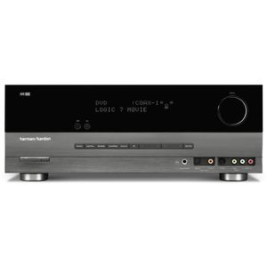 Harman Kardon AVR-254 7x50W 7.1-Channel Home Theater Receiver with HDMI 1.3a Repeater