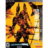 Zone of the Enders HD Coll.Limited Edit.