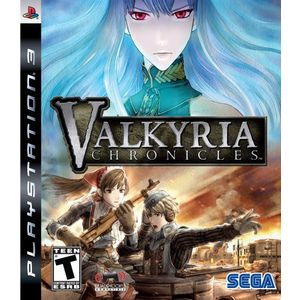 Valkyria Chronicles Playstation3 Game SEGA