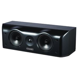Mission MV-C Center Channel Speaker (Each, Blackwood Vinyl)