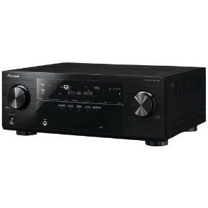 Pioneer VSX-1122-K 630W 7-Channel A/V Receiver, Network Ready, Pandora, iPod/iPhone