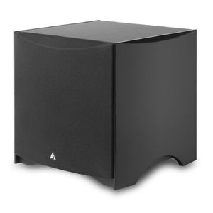 Atlantic Technology 334SB-BLK 10 inch Powered Subwoofer, 220-Watt